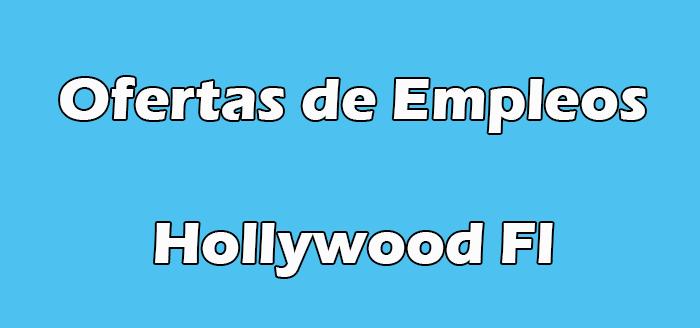 Trabajo en Hollywood Fl Sin Papeles