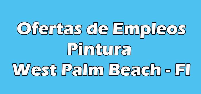 Trabajos de Pintura en West Palm Beach Fl