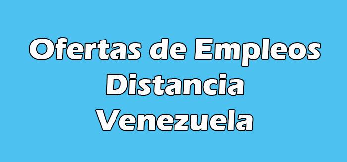 Trabajo a Distancia desde Venezuela